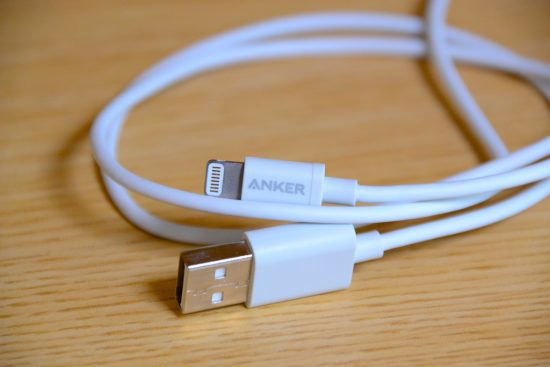 ANKER Lightning Cable 2