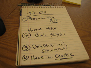 work-todo-list-july-6